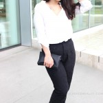 Modern Monochrome Outfit