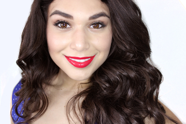 Red Carpet Worthy Red Lipstick Tutorial | Slashed Beauty