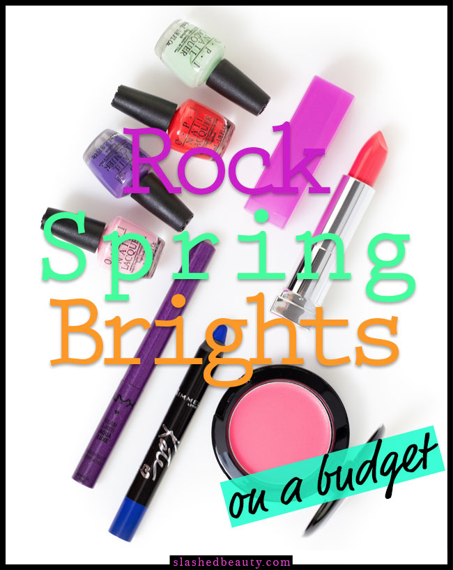 5 Bright Makeup Shades to Rock This Spring | Slashed Beauty