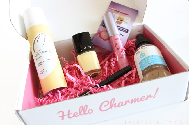 March 2015 Boxycharm Review | Slashed Beauty