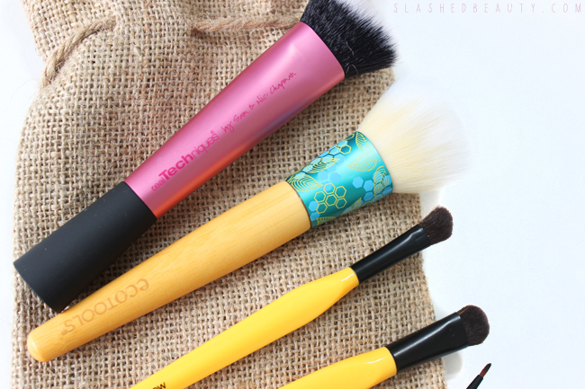 5 Budget Friendly Makeup Brushes to Pick Up from Walmart | Slashed Beauty