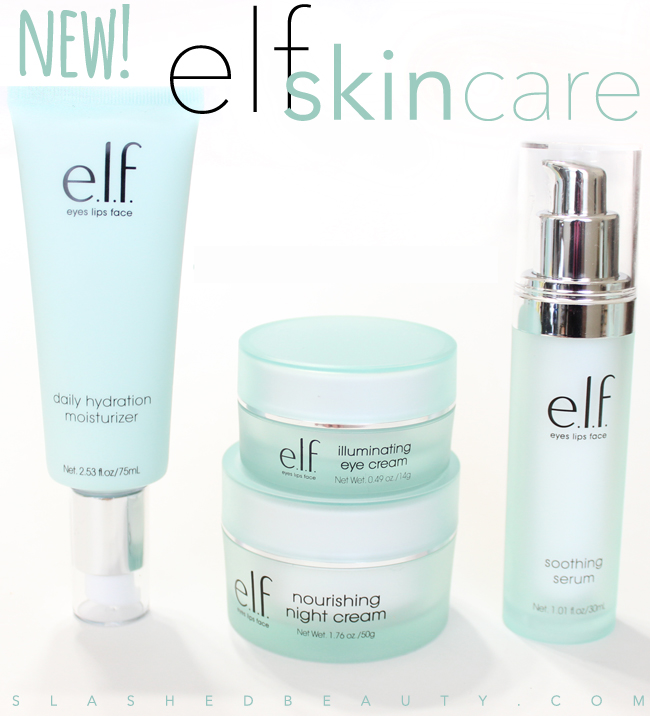 Review: e.l.f. Skin Care | Slashed Beauty