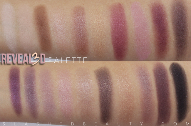 REVIEW and SWATCHES: Coastal Scents Revealed 3 Palette | Slashed Beauty