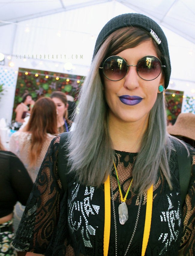 Music Festival Beauty Trends from the Sephora Coachella Tent | Slashed Beauty