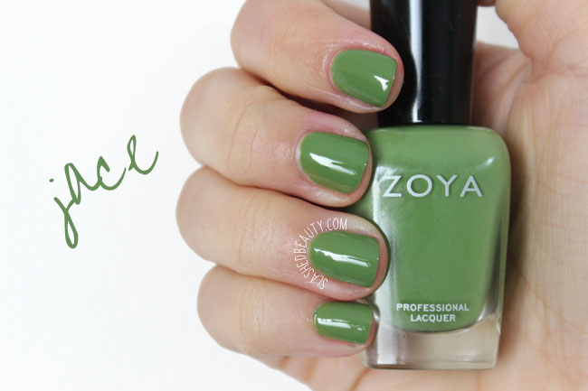 Swatches: Zoya Island Fun Collection Summer 2015 - Jace