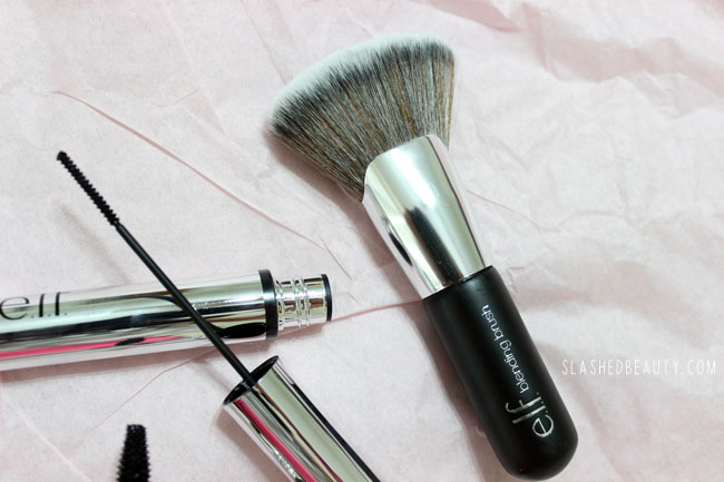 Review: e.l.f. Beautifully Bare Collection - Blending Brush | Slashed Beauty
