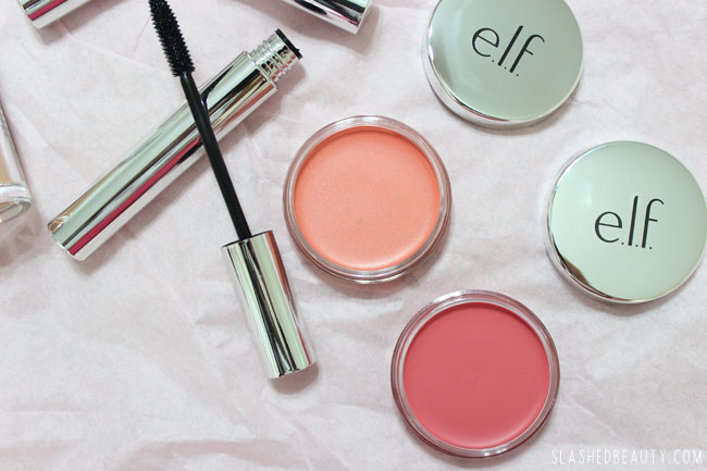Review: e.l.f. Beautifully Bare Collection - Blushes | Slashed Beauty