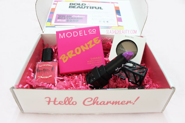 May 2015 Boxycharm Review | Slashed Beauty