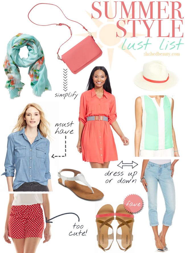 summerstylelustlist