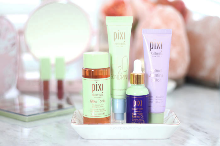 The Best of Pixi Beauty Skin Care | What are the best Pixi Skin Care products? | Slashed Beauty