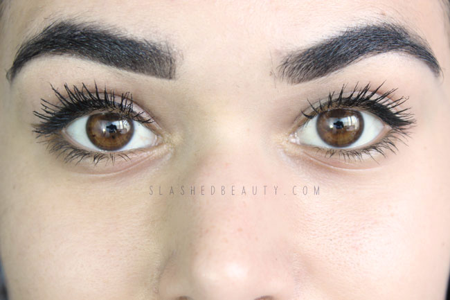 Physicians Formula Eye Booster Kit: Lash Extensions on a Budget | Slashed Beauty