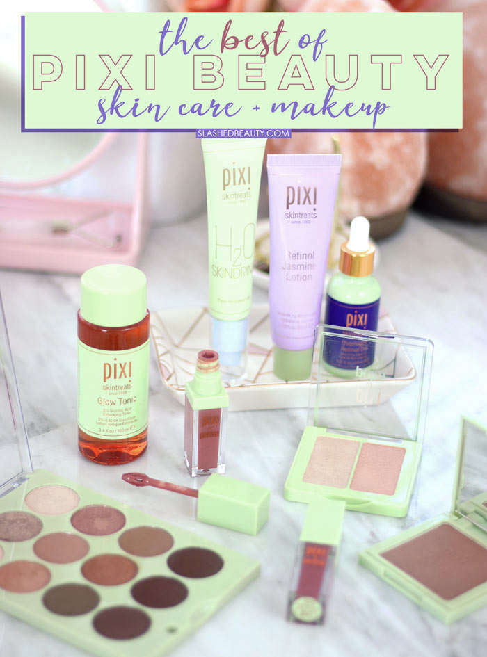 The Best of Pixi Beauty | What are the best Pixi products? | Slashed Beauty