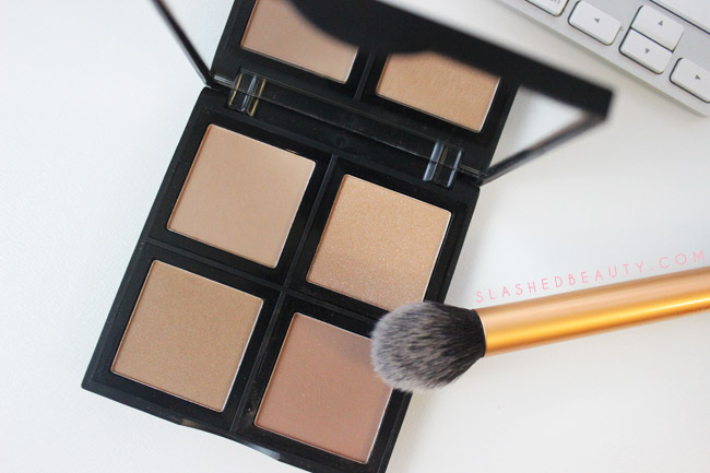 Review & Swatches: New e.l.f. Studio Bronzer Palette | Slashed Beauty