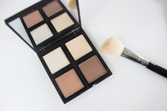 Review & Swatches: New e.l.f. Studio Contour Palette | Slashed Beauty