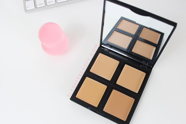 Review & Swatches: New e.l.f. Studio Foundation Palette | Slashed Beauty