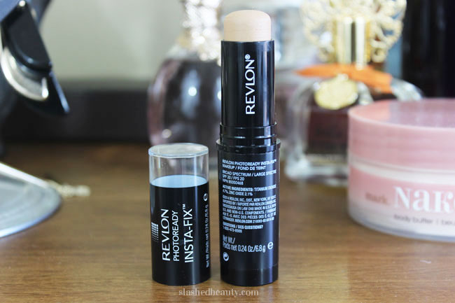 REVIEW: Revlon PhotoReady Insta-Fix Makeup | Slashed Beauty