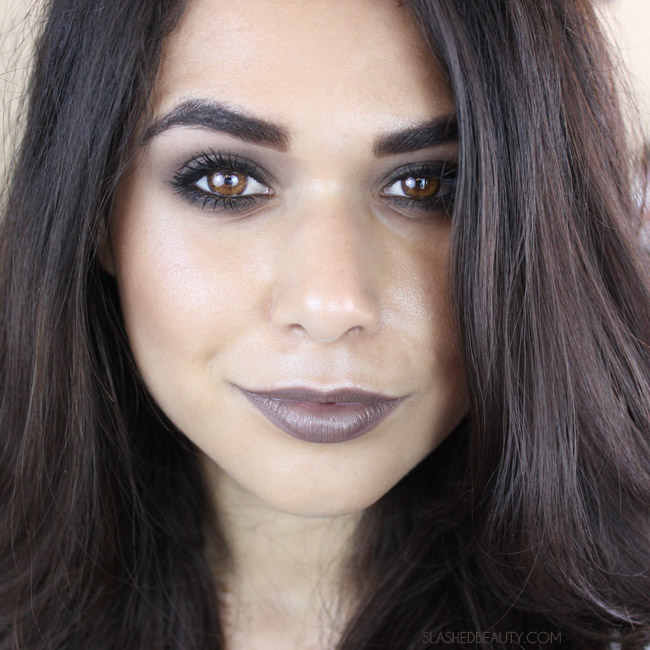 Everyday Smoky Grunge Makeup Tutorial | Slashed Beauty