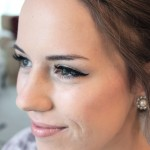 See what I used to transform this bride for a classic and timeless bridal makeup look that will last all day in the summer heat!