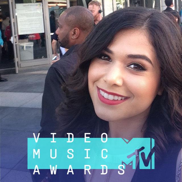 2015 MTV VMAs Makeup & OOTD   Slashed Beauty