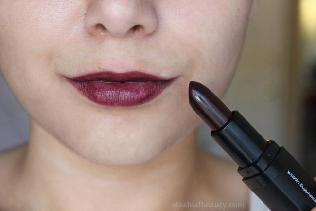 New e.l.f. Lipsticks for Fall | Slashed Beauty