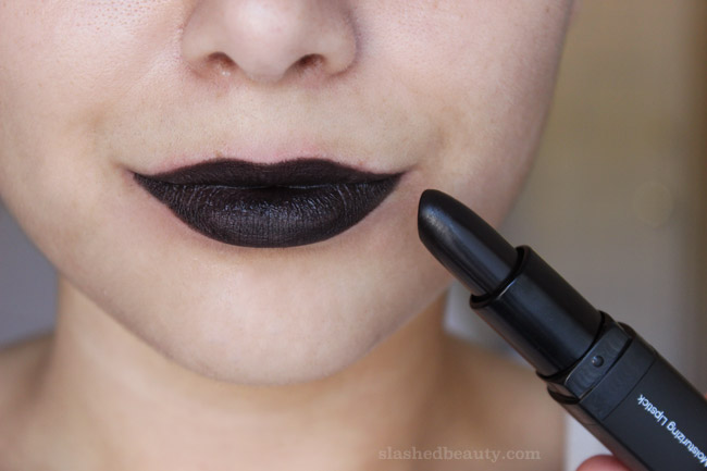 New e.l.f. Lipsticks for Fall | Slashed Beauty