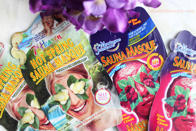 Four Fabulous Face Masks for Fall | Slashed Beauty