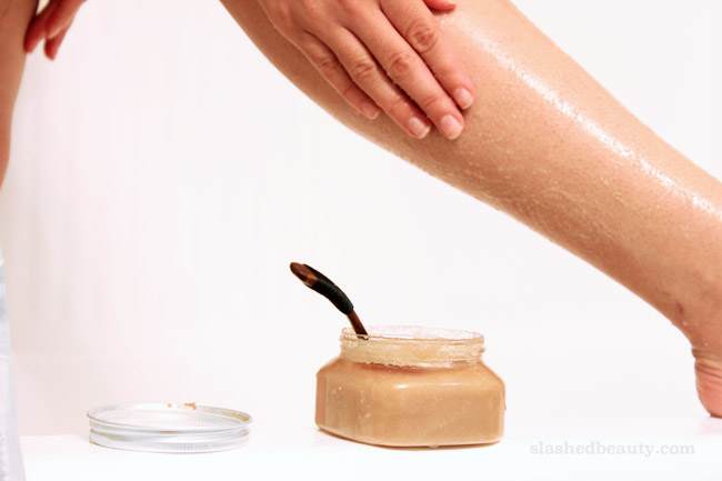 Why & How to Moisturize Skin When it's Wet | Slashed Beauty