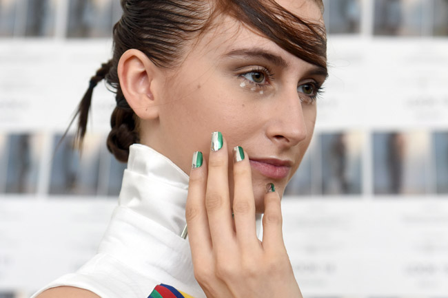 NYFW Nails You Can Do at Home | Slashed Beauty