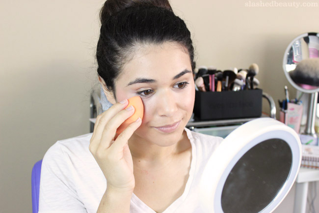 4 Ways to Use the Real Techniques Miracle Complexion Sponge | Slashed Beauty