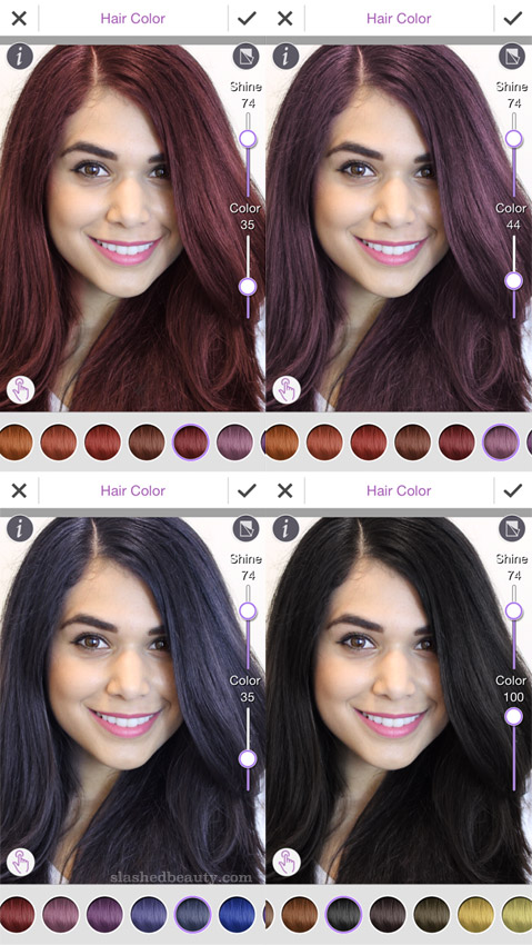 How to Try On Different Beauty Looks Virtually   Slashed Beauty