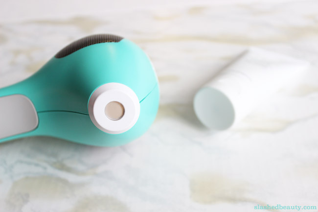 See what my final thoughts are on the Tria Hair Removal Laser 4x after three months of regular treatments   Slashed Beauty