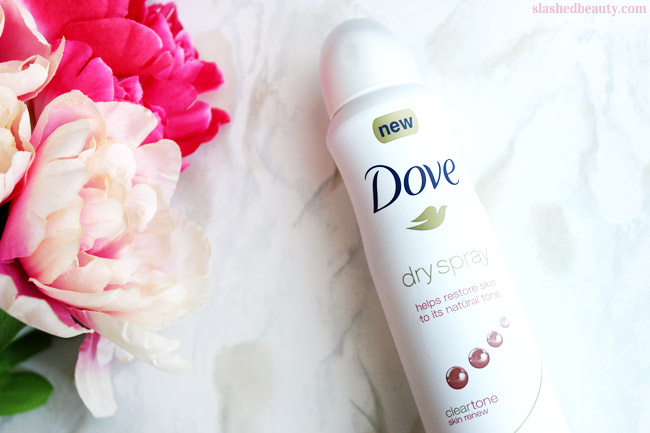 Click through to find out why I'm a total dry spray convert when it comes to deodorant, and why you should be too-- especially for the holidays!