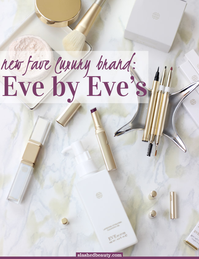 Once you try their products, Eve by Eve's will go from an unknown to a favorite brand. At least that's what happened with me. Read about my favorite products from their luxury line by clicking through!