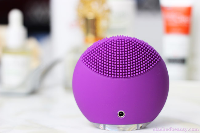 Even if you buy the most inexpensive skin care products... the FOREO LUNA mini is worth the investment. No brush heads to replace, no scrubbing out makeup. Effective, gentle and easy. Click through to find out why it's the best face cleansing tool I've ever used.