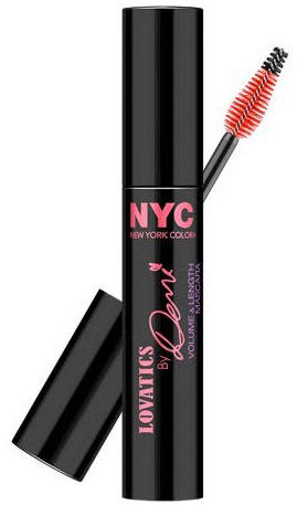 Lovatics by Demi Volume & Length Mascara - Click through to see the rest of the new Lovatics by Demi Lovato makeup collection for NYC New York Color, coming this Spring!