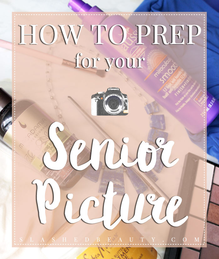 Be totally prepared for your senior picture with these tips on making sure it will be one of the best photos you take! | Slashed Beauty