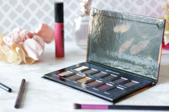 These ride or die favorite eyeshadow palettes, like the City Color Cosmetics Boho Chic palette, are versatile, affordable and will become staples in your routine! | Slashed Beauty