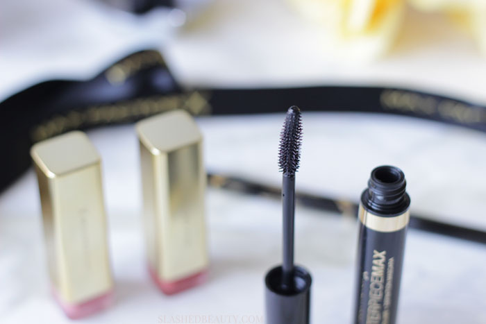 Max Factor is BACK in the US for a limited time! See what they're releasing and learn the background of this iconic brand. | Slashed Beauty