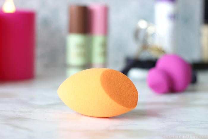Check out the new additions to the Real Techniques Miracle Sponge Collection and how to use them in your every day routine! | Slashed Beauty