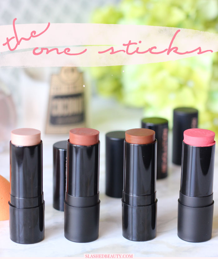 Are the Makeup Revolution The One Sticks the one thing you need this fall for face makeup? See swatches! | Slashed Beauty