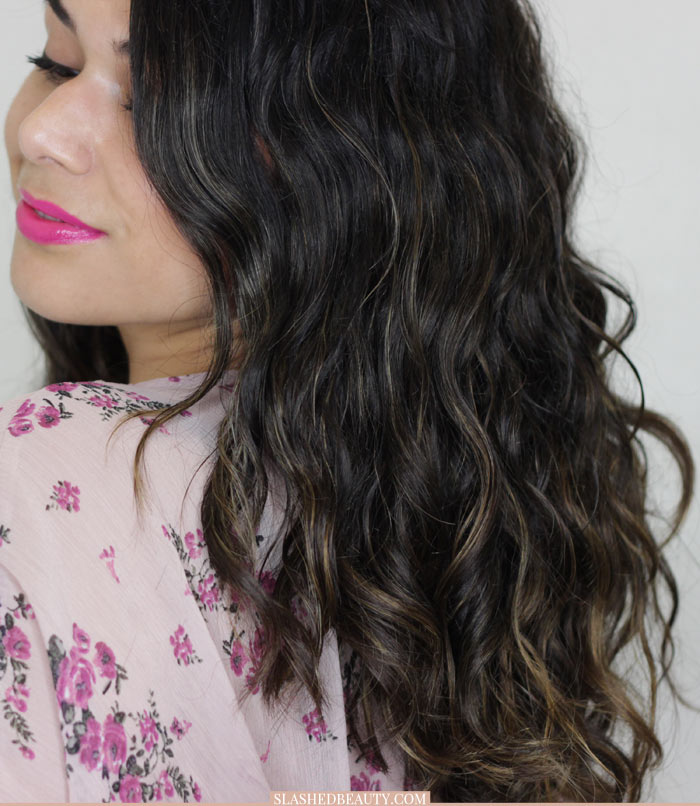 Check out why Ouidad should absolutely be one of your Breast Cancer Awareness Month beauty purchases this year! | Slashed Beauty