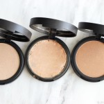 Check out the brand new e.l.f. HD Shimmer Highlighting Powder, which is an online exclusive. See swatches of all three shades and read the review!