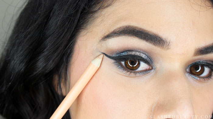 Check out these makeup hacks you can do with a nude eyeliner to boost your makeup game! | Slashed Beauty
