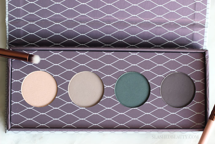 Get the scoop about the new ColourPop Pressed Powder Shadows & see swatches of eight shades! | Slashed Beauty