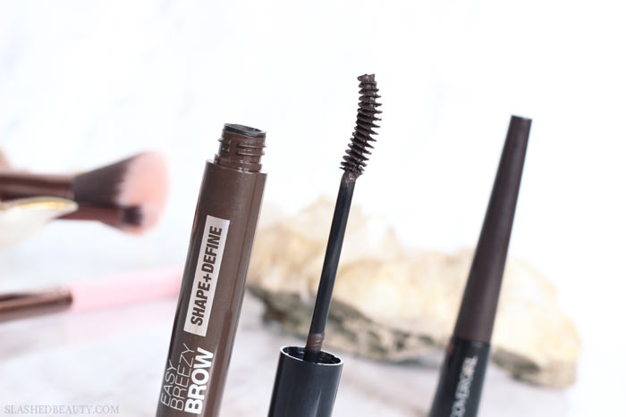 Easy Breezy Brow Fill + Shape + Define Powder by Covergirl #10