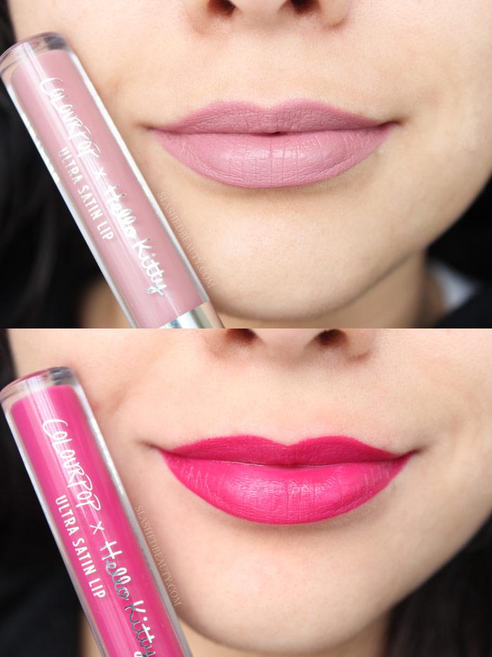 Ultra Satin Lips: Tiny Chum: ...