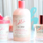 Zoella Beauty is now available in the United States at Target! Take a look at a few items from the line that will let you treat yourself on a budget.