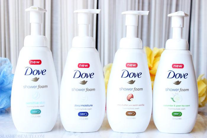Dove Shower Foam Fun Amp Functional Slashed Beauty