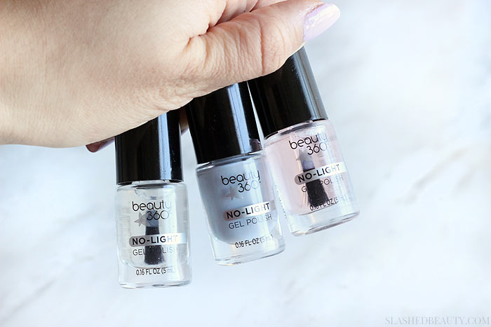 How long does the Beauty 360 No-Light Gel Polish last? Read the review to find out! | Slashed Beauty