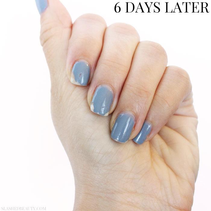 REVIEW: Beauty 360 No-Light Gel Polish | Slashed Beauty